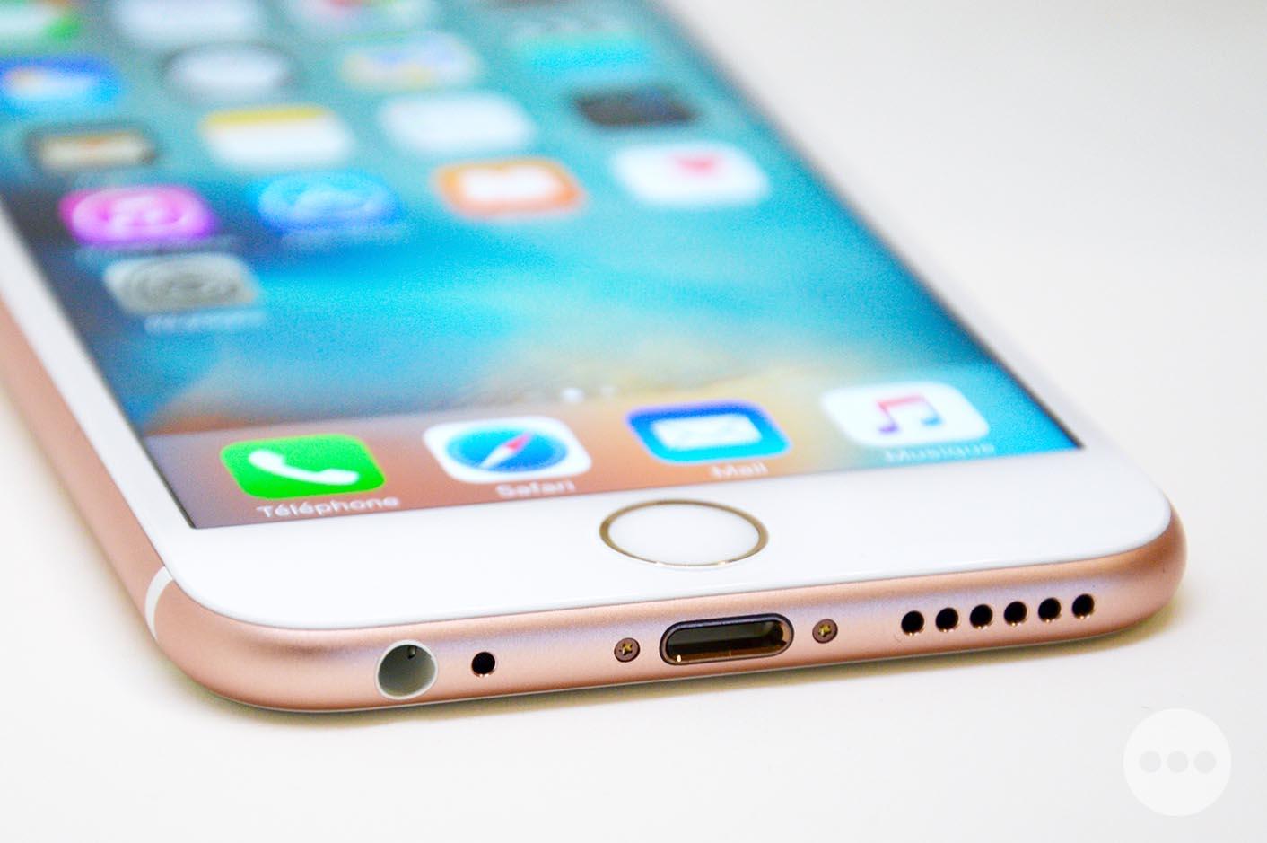 iPhone 6s Lightning