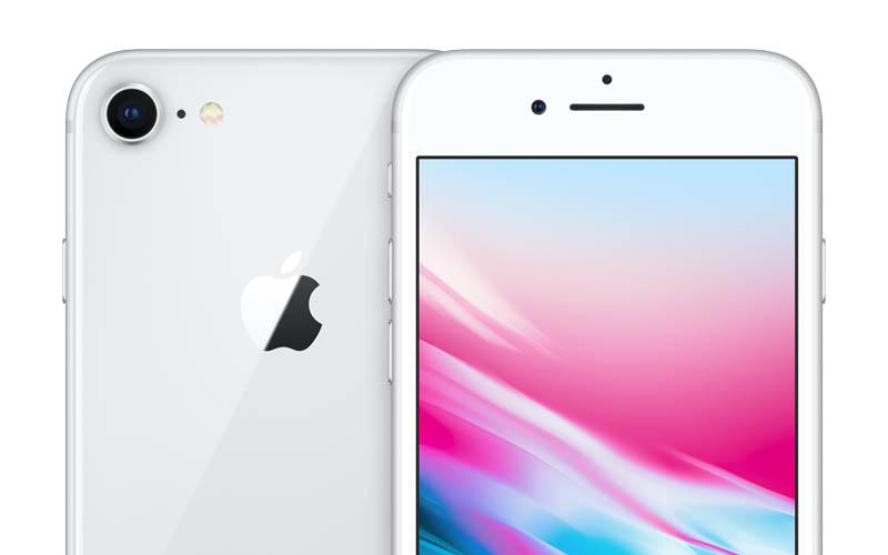 Soldes : des iPhone 8 de 256 Go bradés à 499 € !