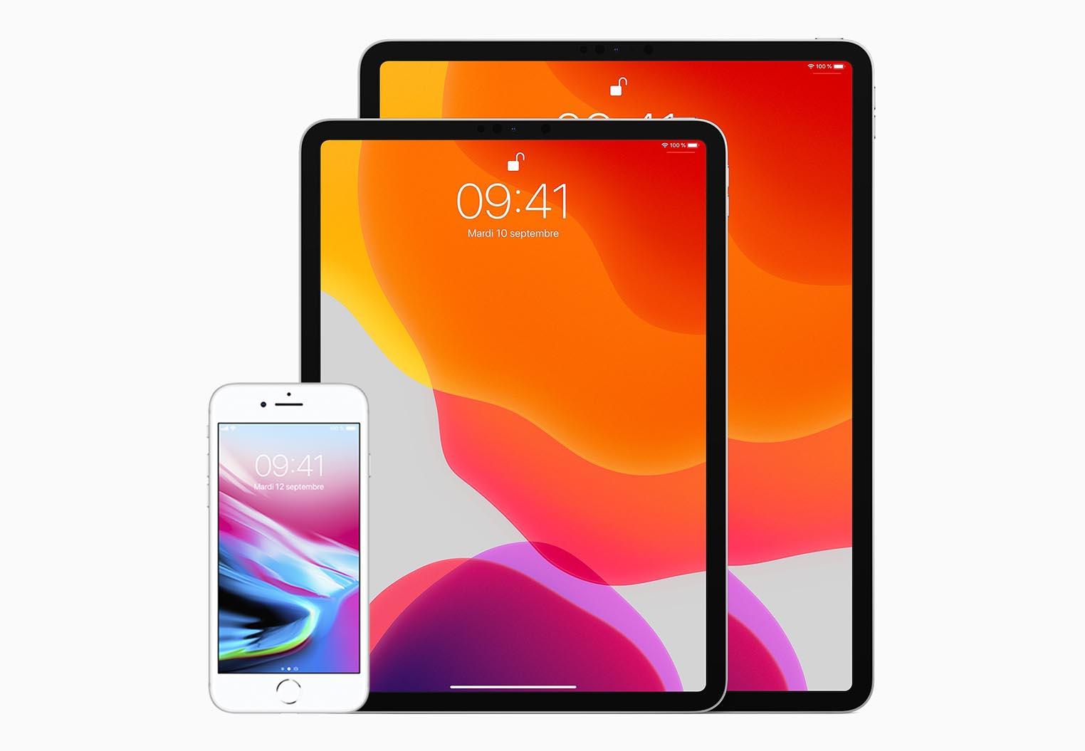 iPhone 9 iPad Pro 2020