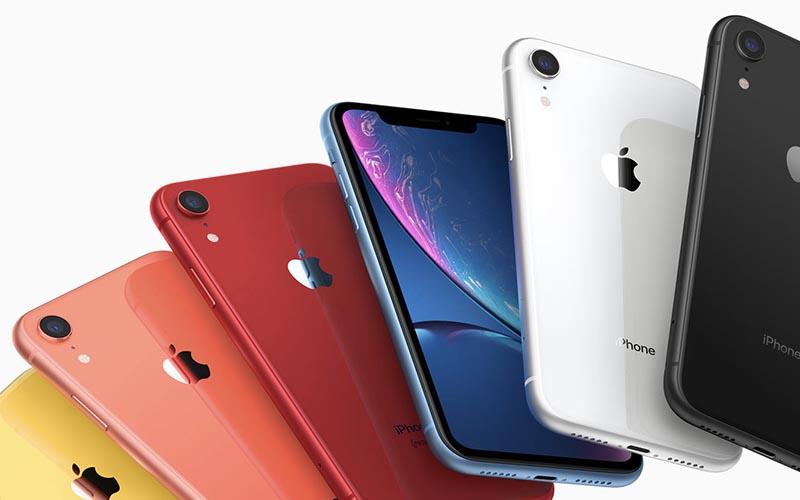 Plein de modèles d'iPhone en promotion chez Amazon