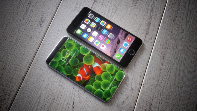 iPhone Edition concept Martin Hajek