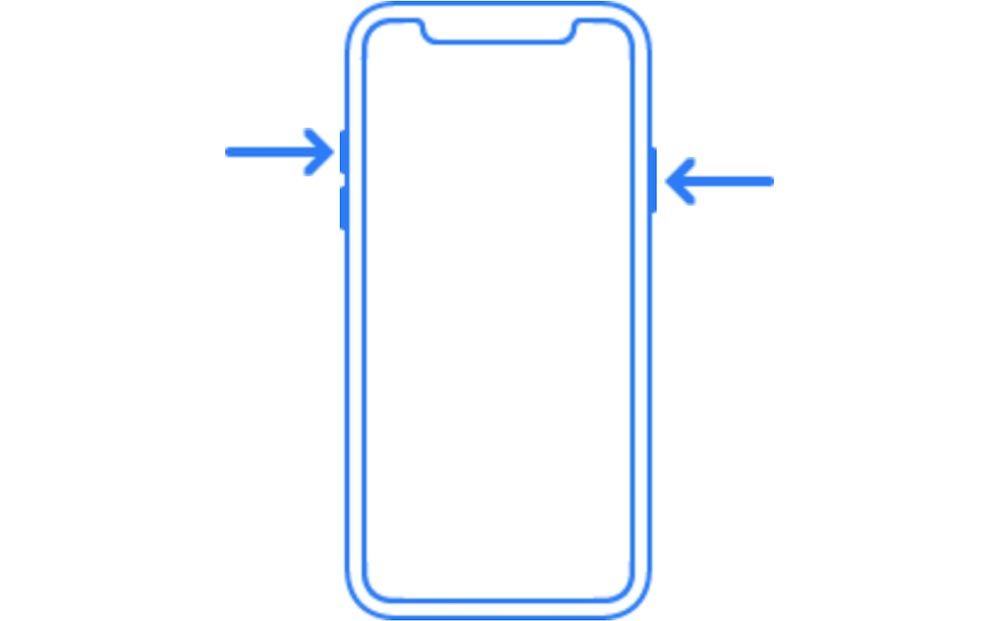 iPhone OLED reset