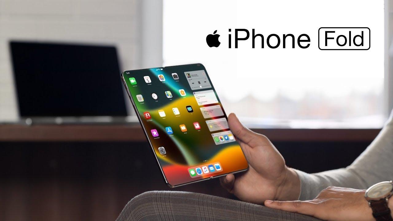 iPhone pliable concept