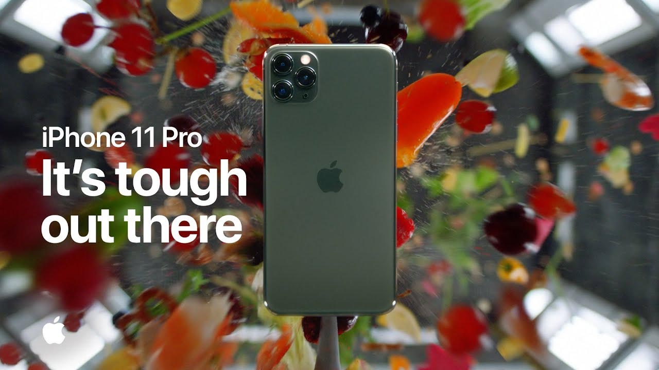iPhone 11 Pro It's tough out there