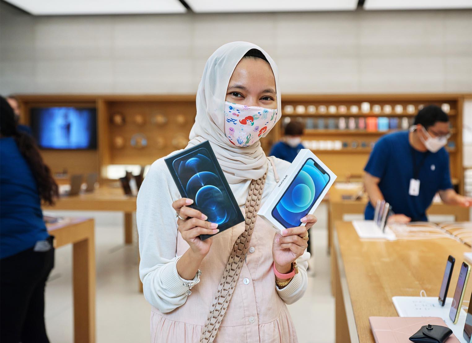 iPhone 12 lancement