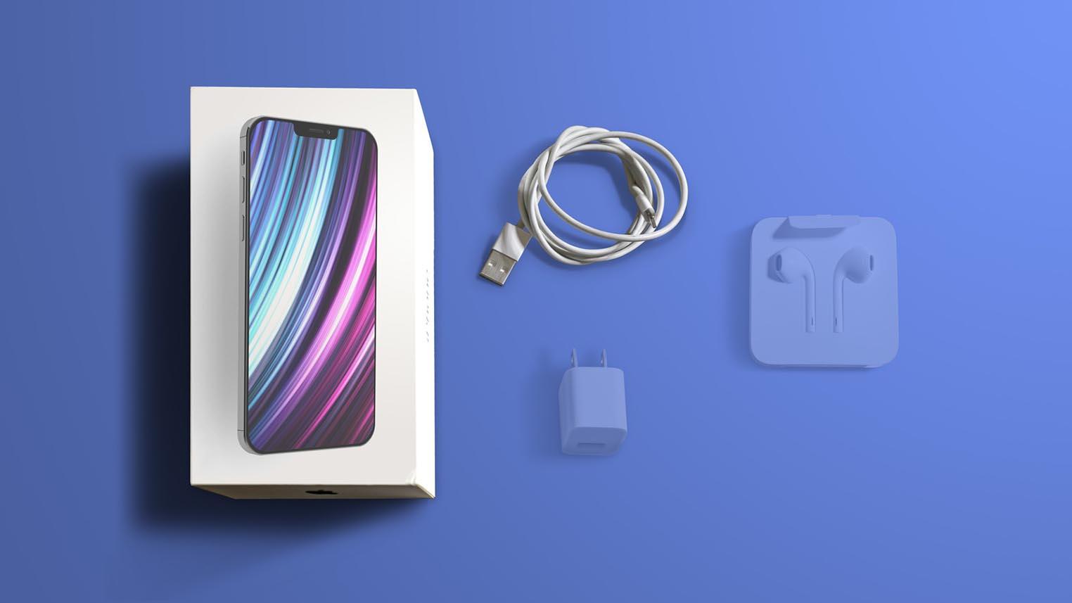 iPhone 12 sans chargeur