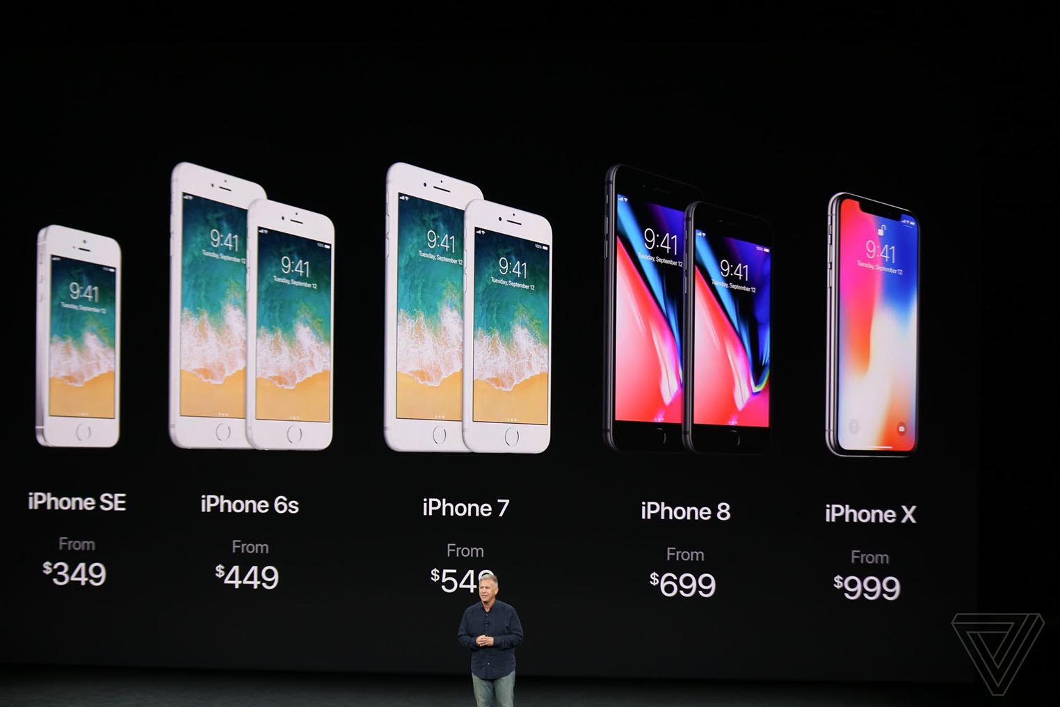 iPhone SE keynote