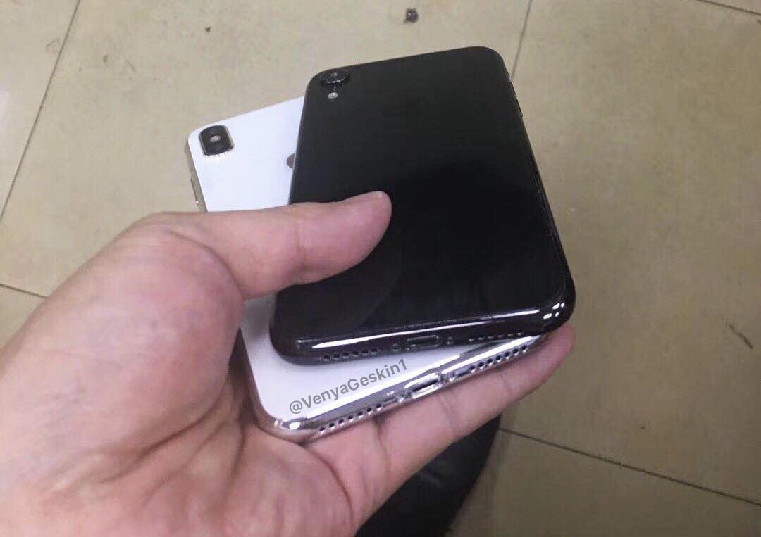Maquettes iPhone 2018