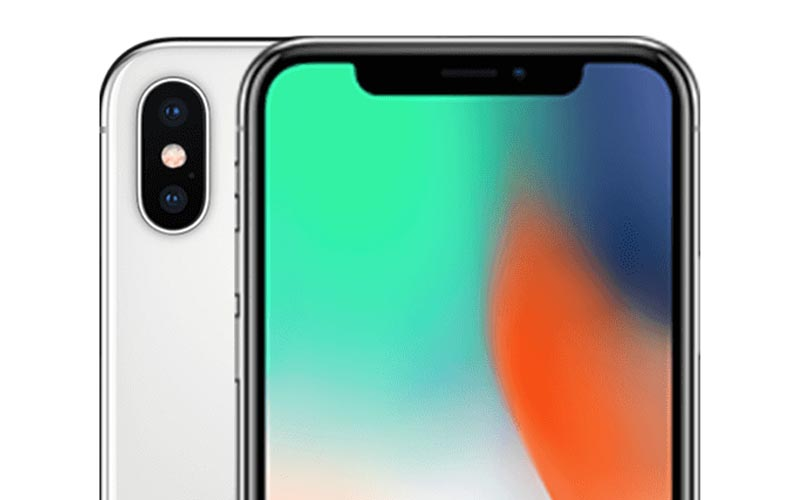 L'iPhone X de 256 Go argenté à 599 € chez Orange et Sosh