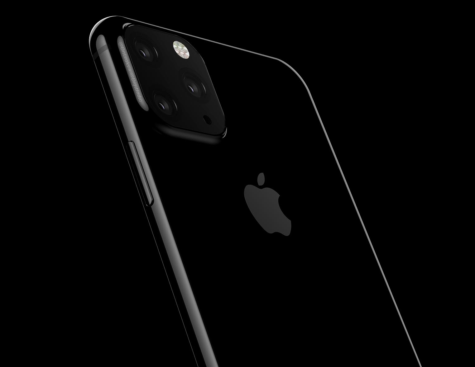 iPhone 2019 rendu 3D