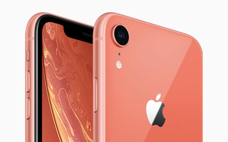 Une antenne 4x4 MIMO pour l'iPhone XR en 2019 ?