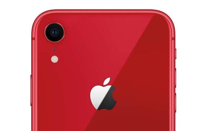 Petite remise sur l'iPhone XR de 64 Go rouge