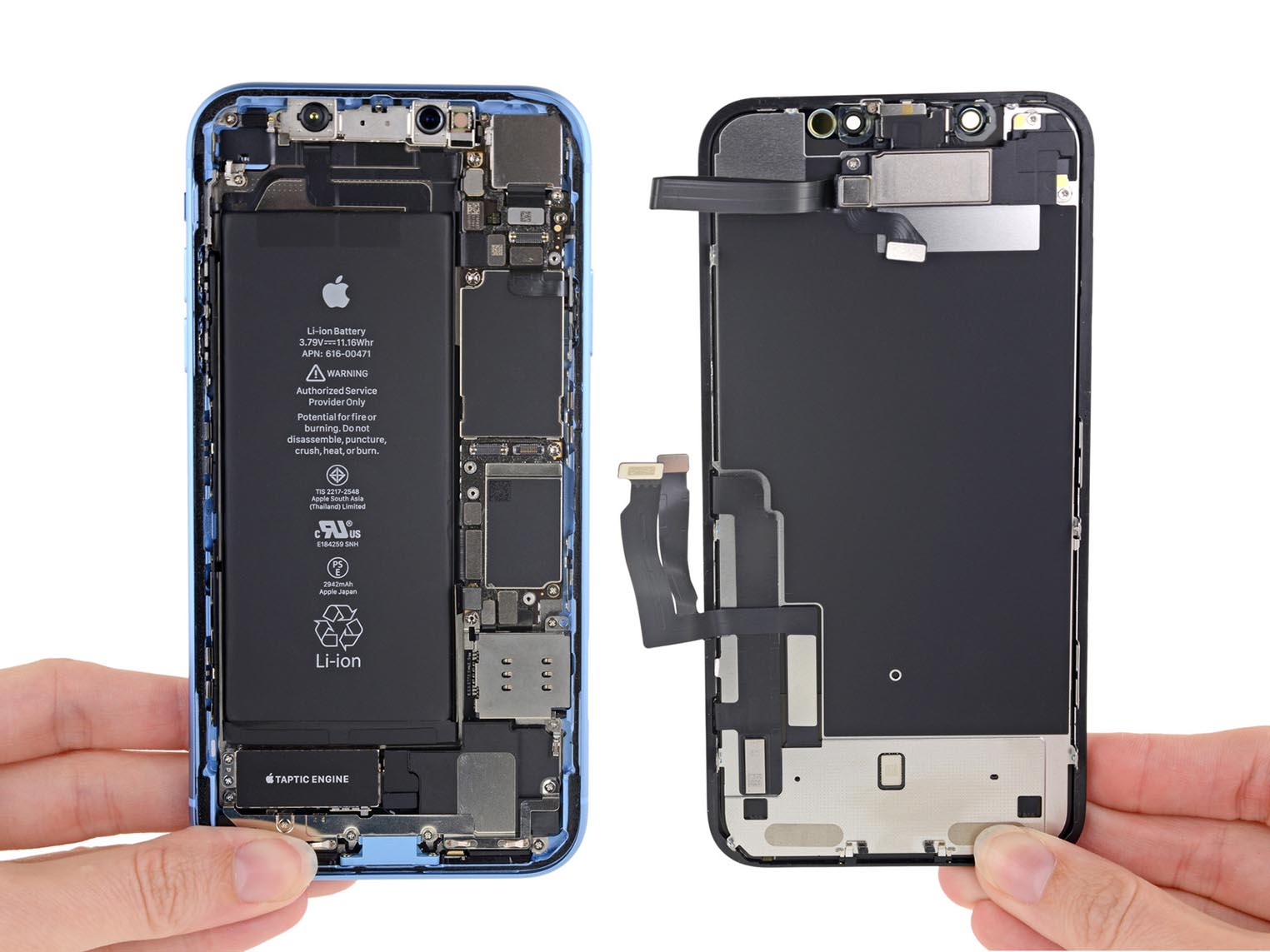 iPhone XR iFixit