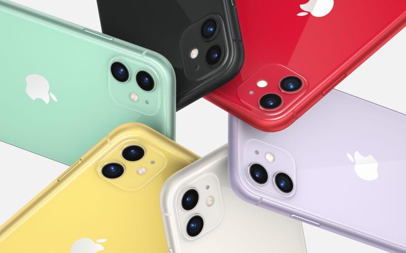 L'iPhone 11 à partir de 749 € chez Amazon !