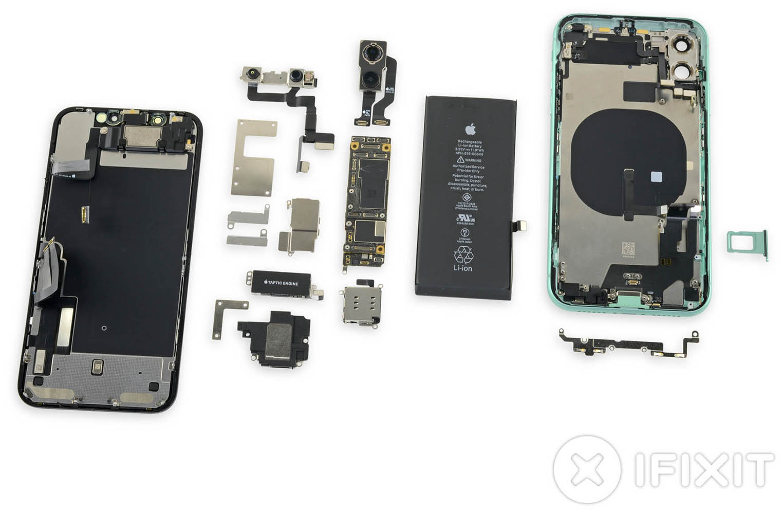 iPhone 11 iFixit
