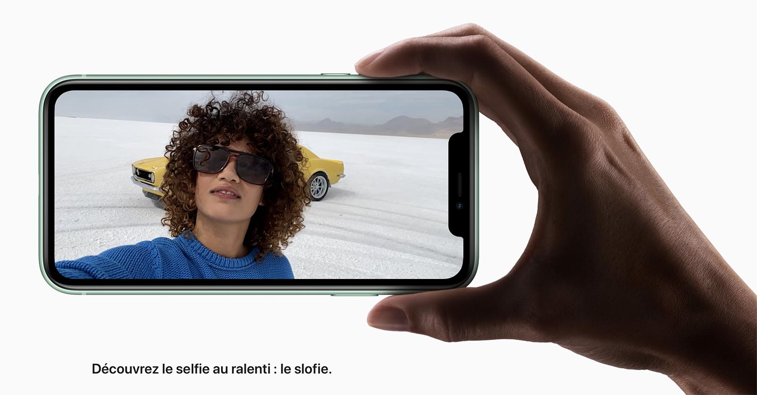 iPhone 11 Truedepth