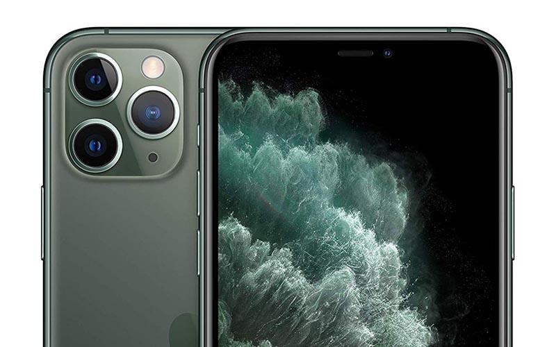 Remise de 30 € sur l'iPhone 11 Pro de 64 Go chez Amazon