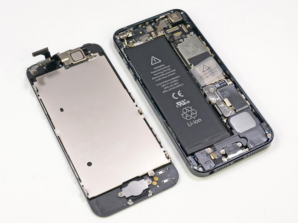 Echange Batterie Iphone
