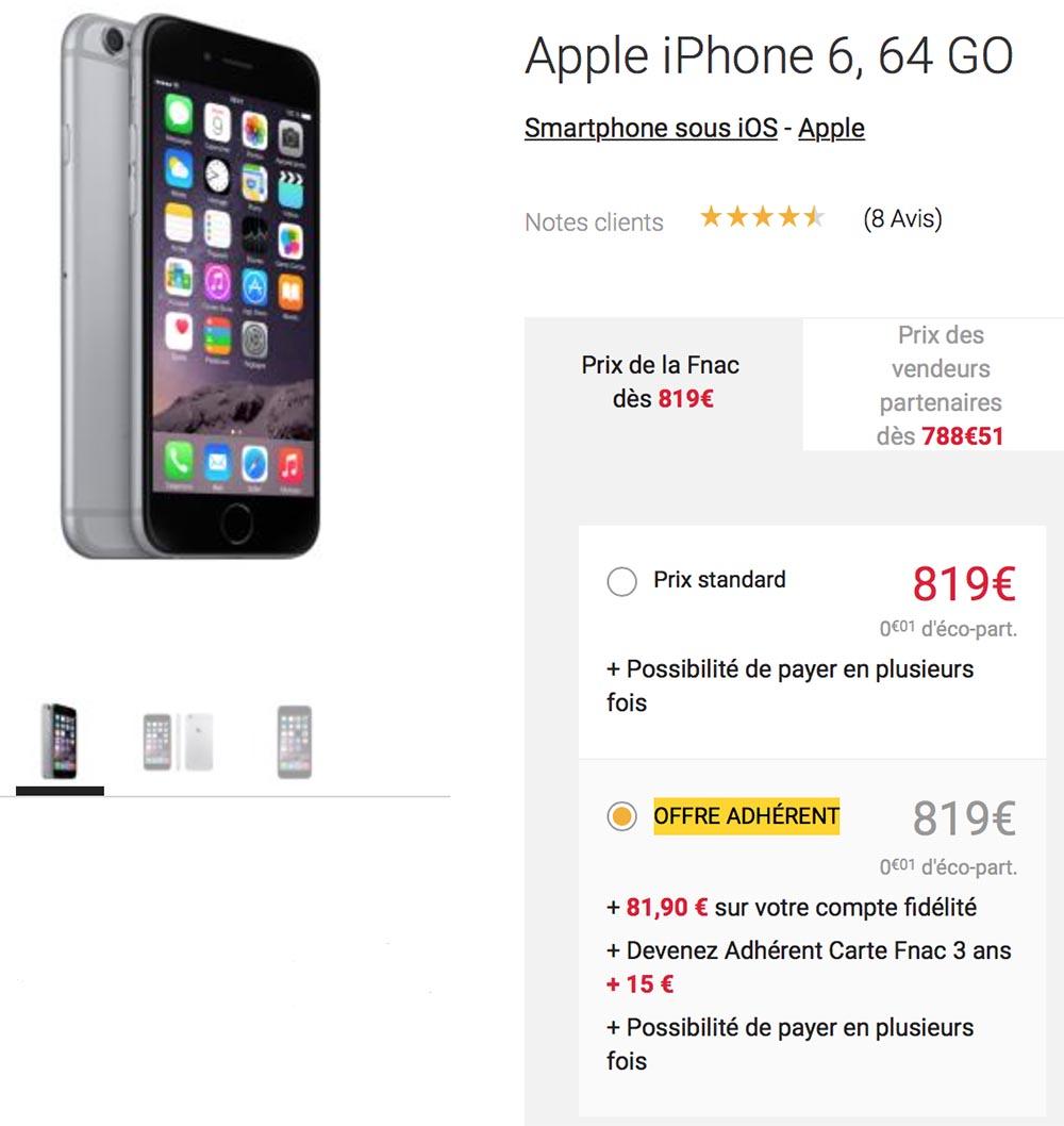 36c1aa6065c34 Consomac   Plus de 10% reversés sur tous les iPhone !