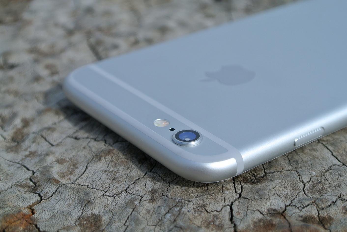 iPhone 6 Caméra