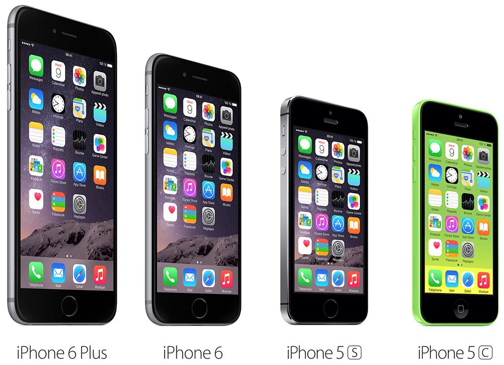 consomac apple pr sente l 39 iphone 6 et l 39 iphone 6 plus. Black Bedroom Furniture Sets. Home Design Ideas