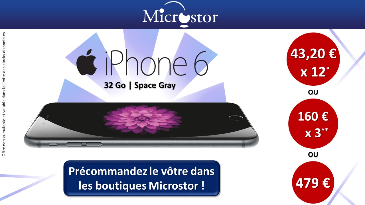 iPhone 6 Microstor