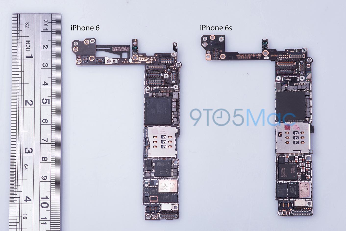 Carte mère iPhone 6s