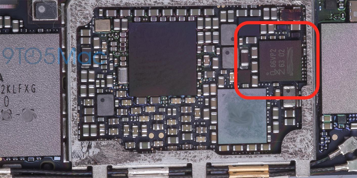 iPhone 6S NFC