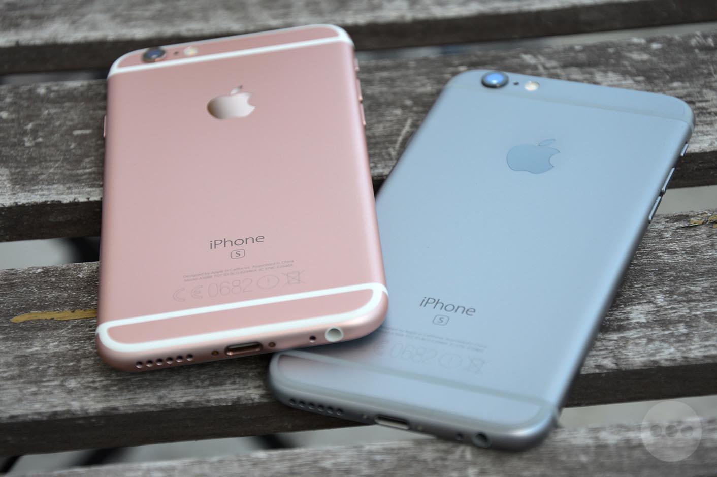 Iphone S Eau
