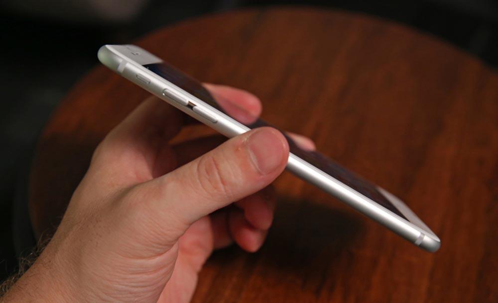 iPhone 6s épaisseur