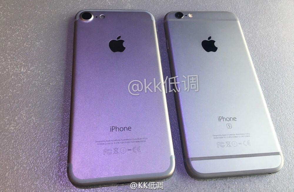 iphone 6s et 6 comparaison