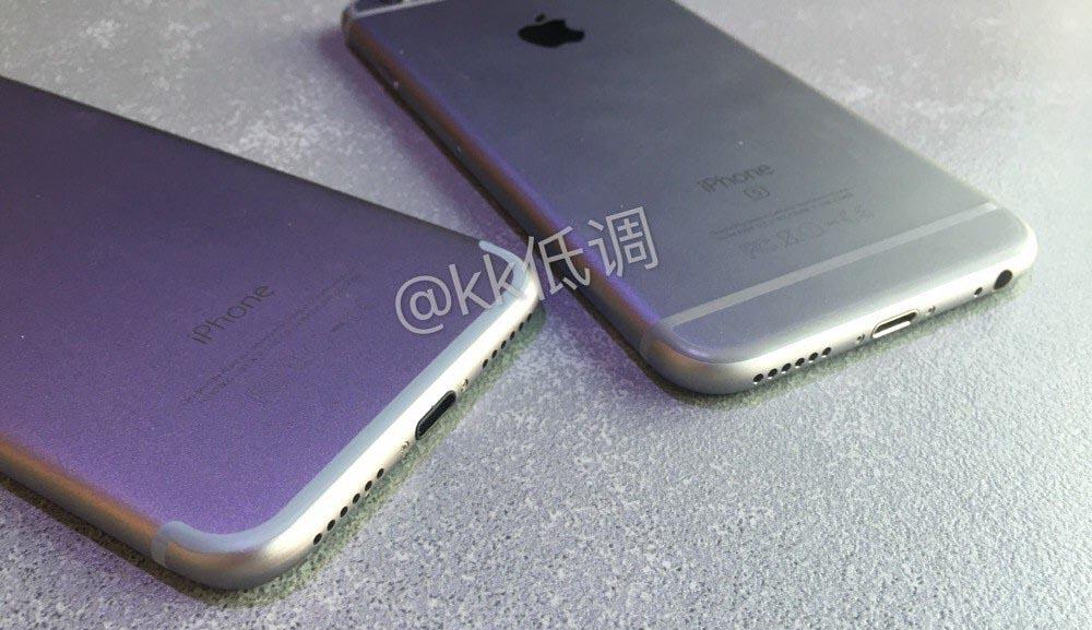 iPhone 7 iPhone 6s comparaison