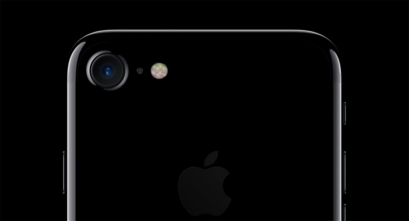 iPhone 7 appareil photos