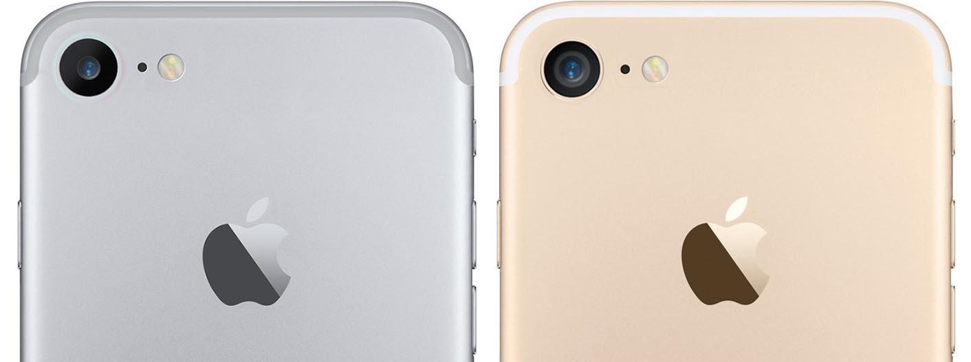 iPhone 7 montage
