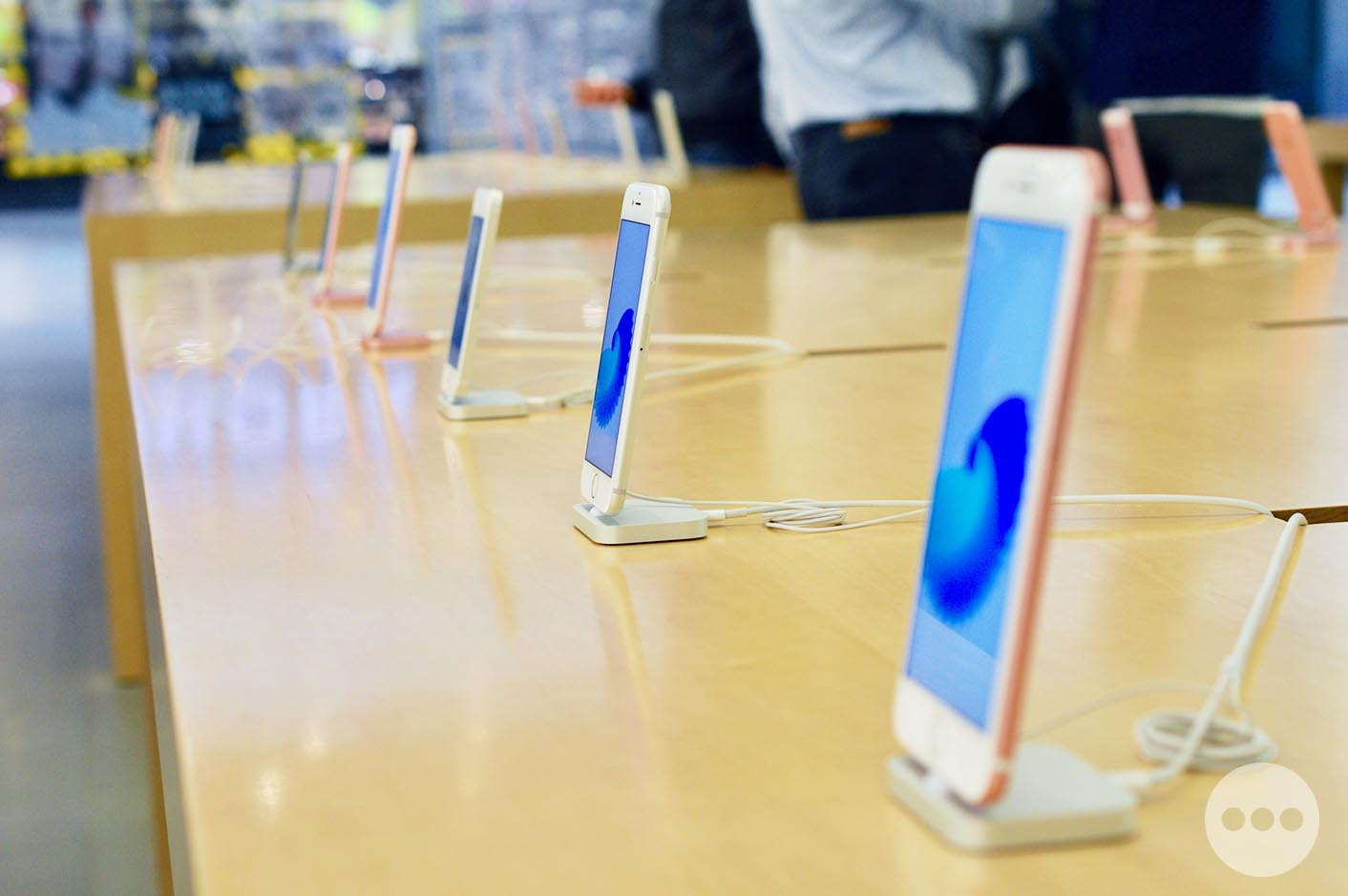 iPhone 7 Apple Store
