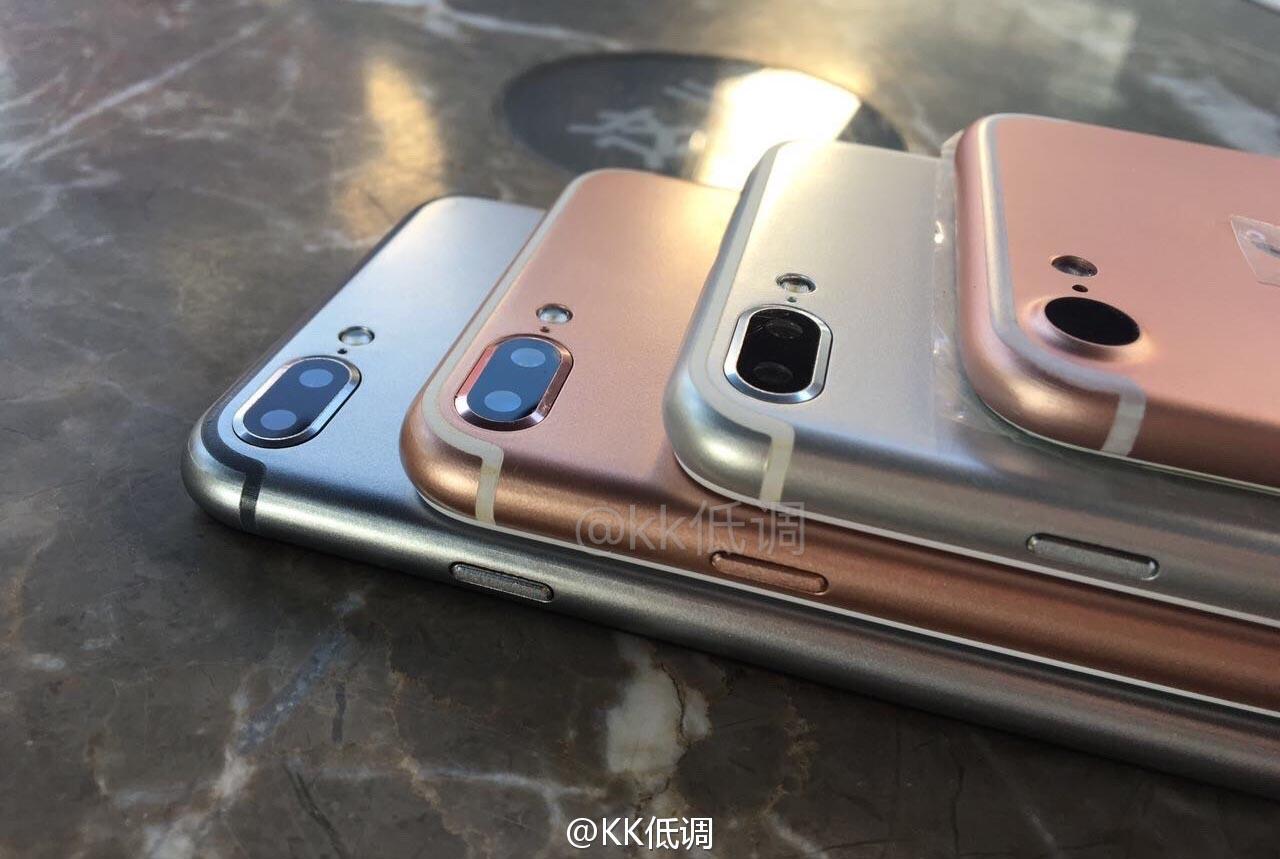 Maquette iPhone 7 Plus