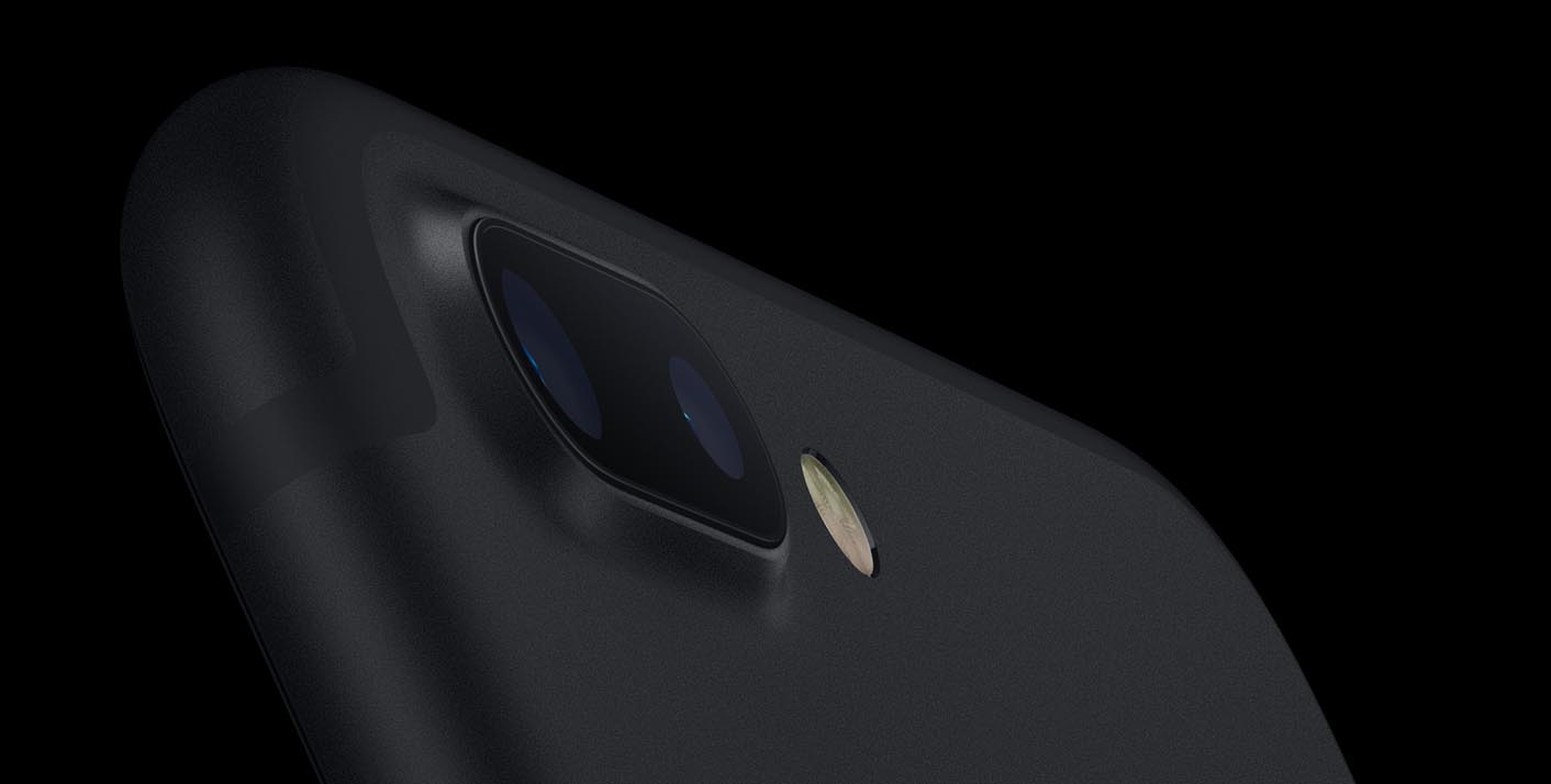 iPhone 7 noir