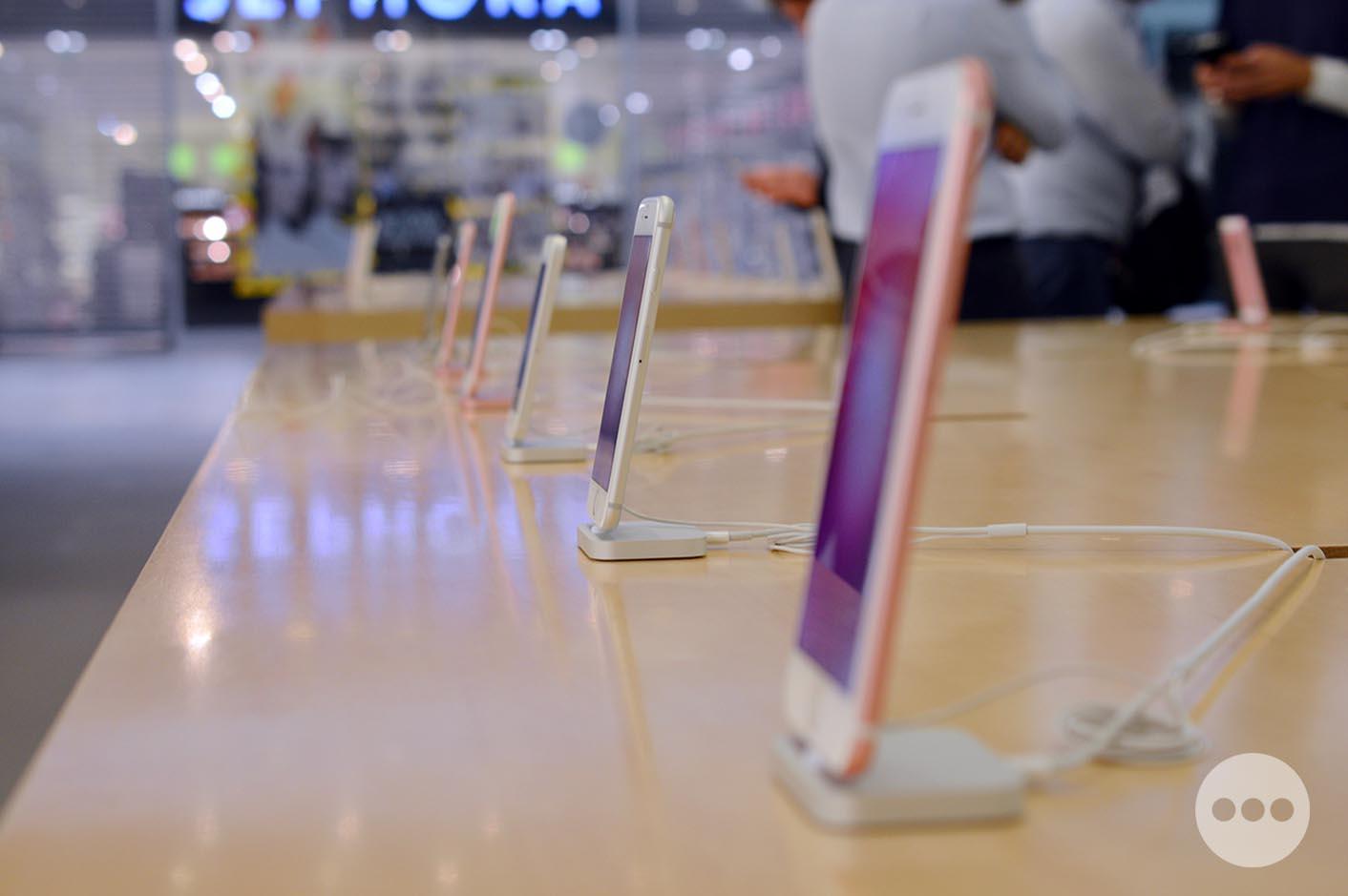 iPhone 7 Apple Watch 2 lancement
