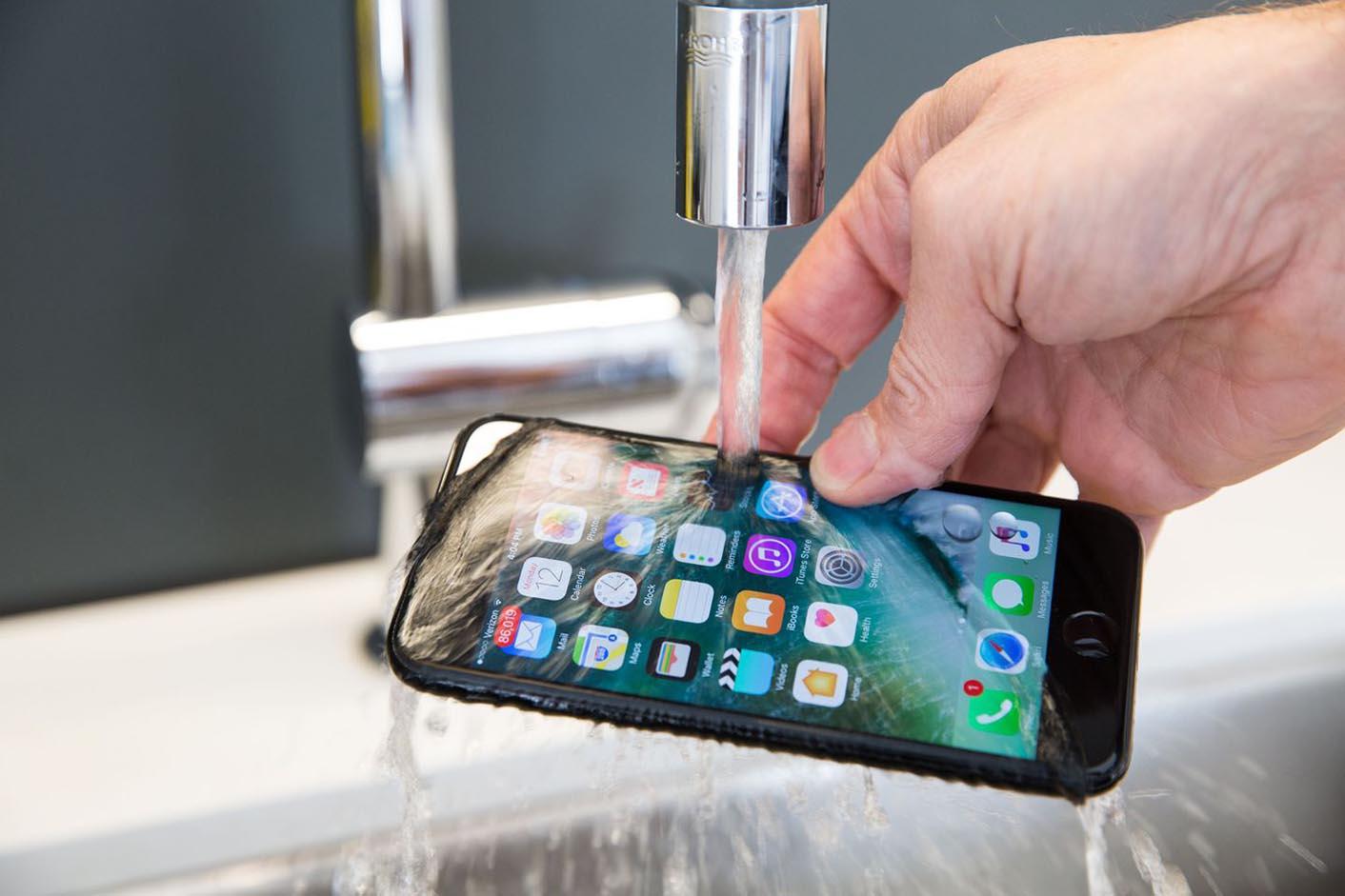 iPhone 7 étanchéité