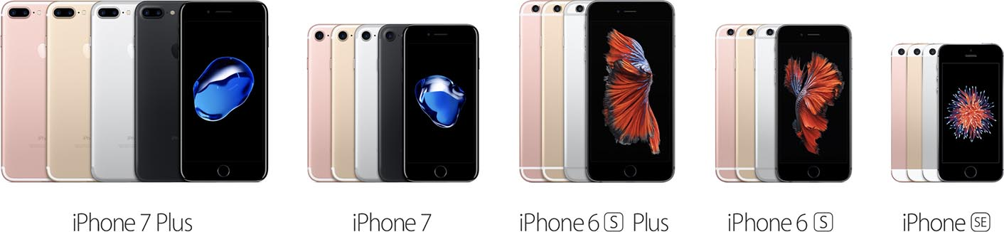 iPhone 2016