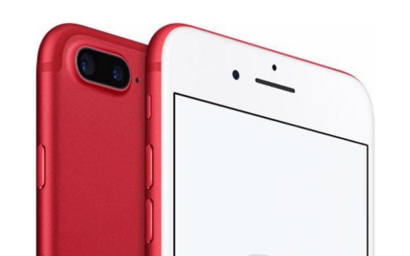 consomac belle promo sur l 39 iphone 7 plus rouge de 256 go. Black Bedroom Furniture Sets. Home Design Ideas
