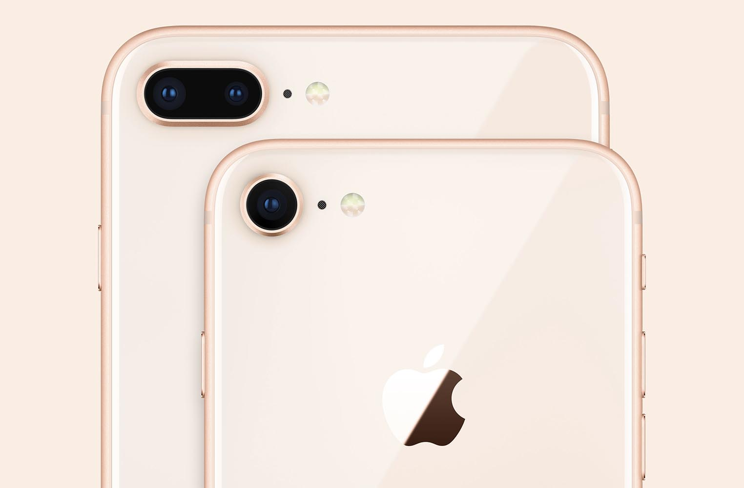 iPhone 8 appareils photos