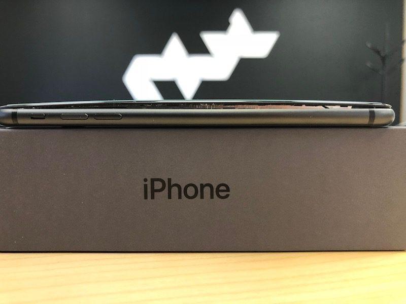 iPhone 8 Plus batterie gonflée