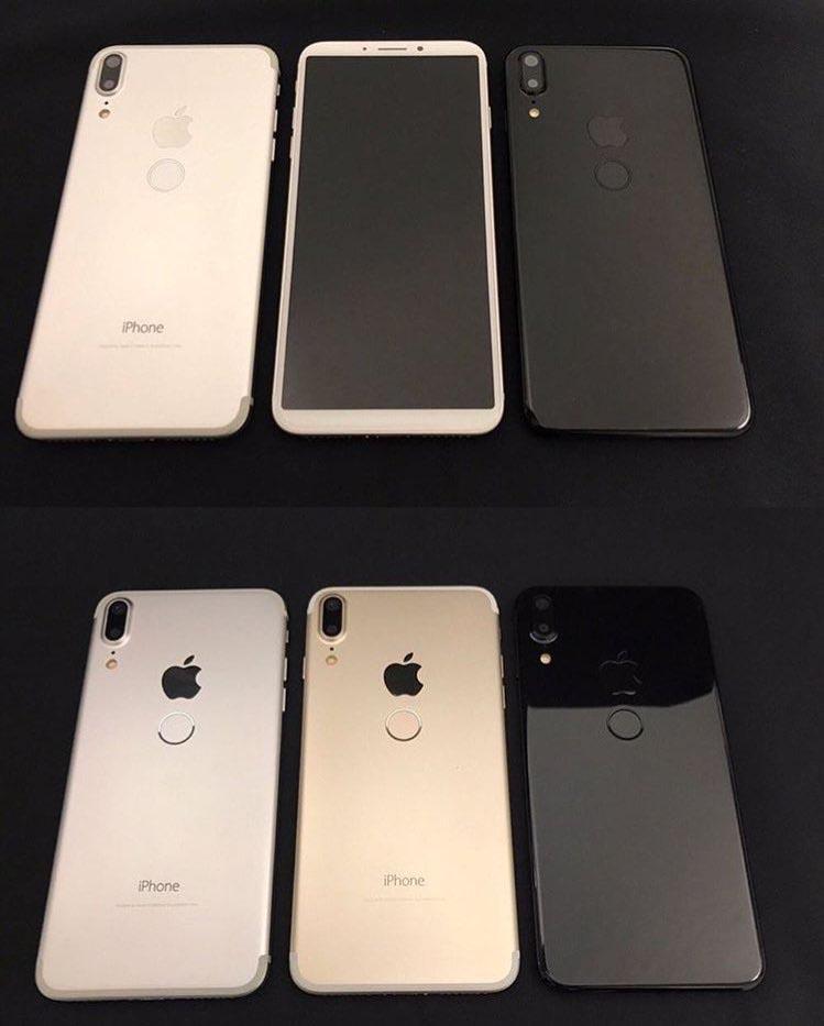 Clones chinois iPhone 8