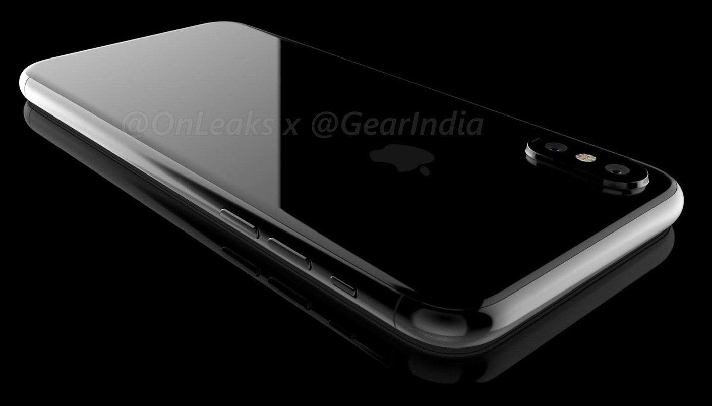 iPhone 8 concept OnLeaks