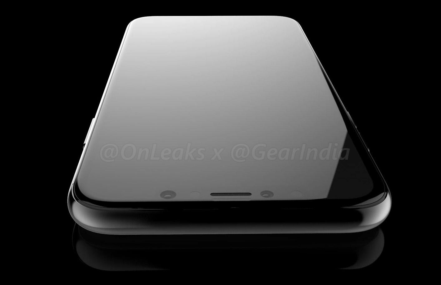 iPhone 8 concept OnLeaks