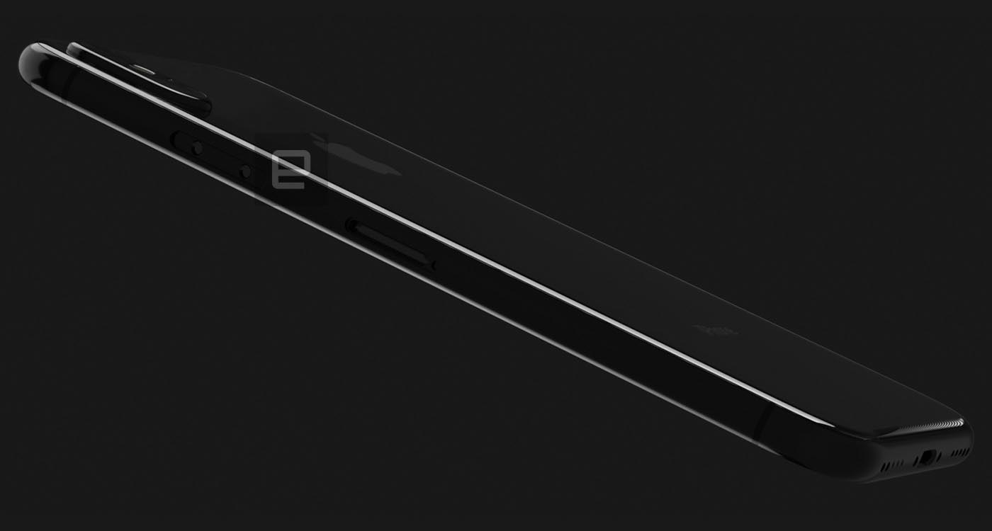 iPhone 8 Concept 3D Engadget