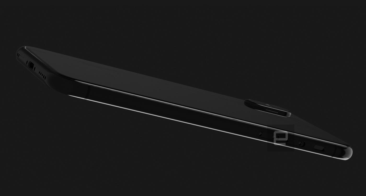 iPhone 8 Concept 3D Engadget