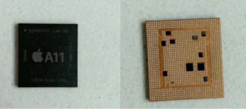 Processeur Apple A11