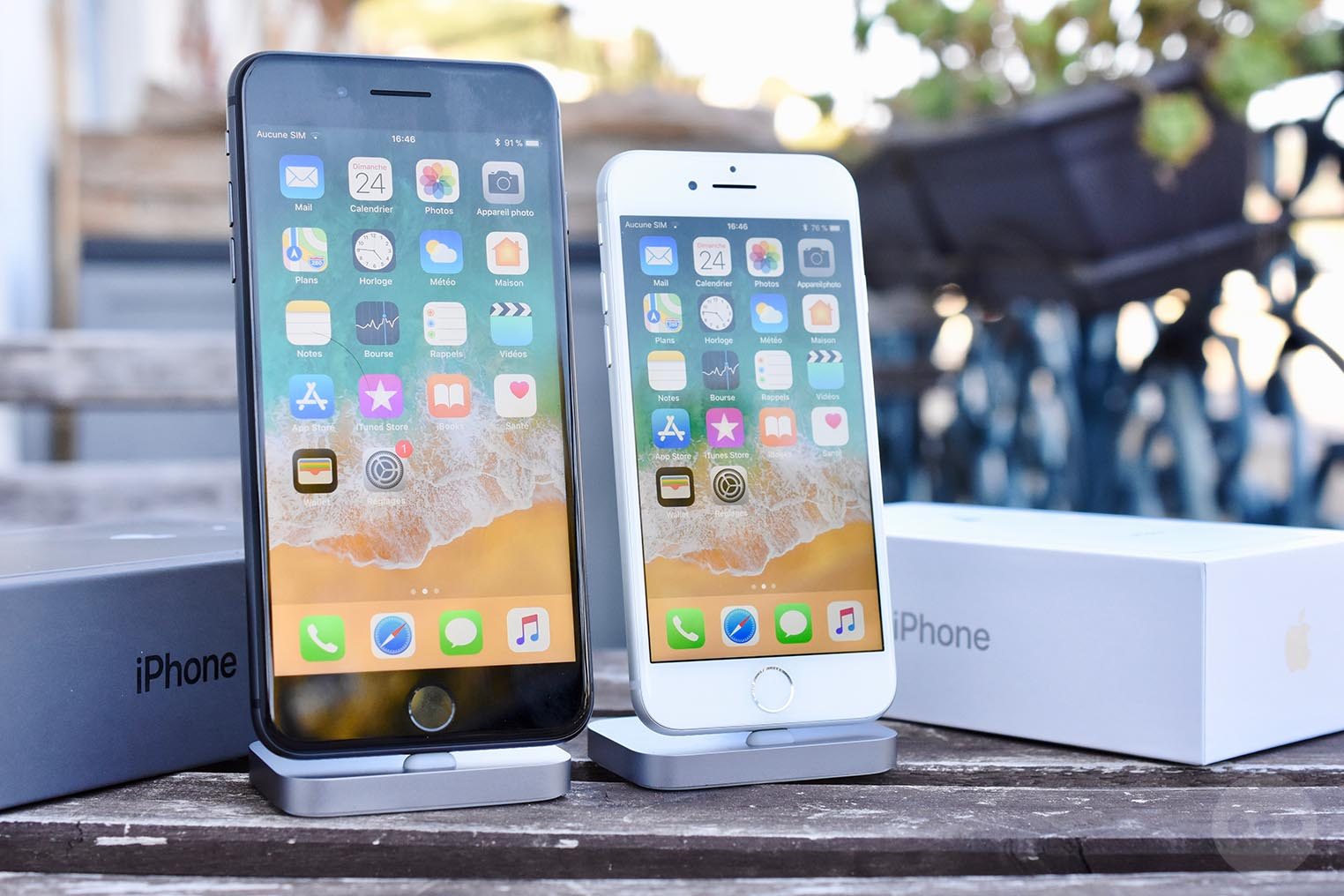 iPhone 8 test